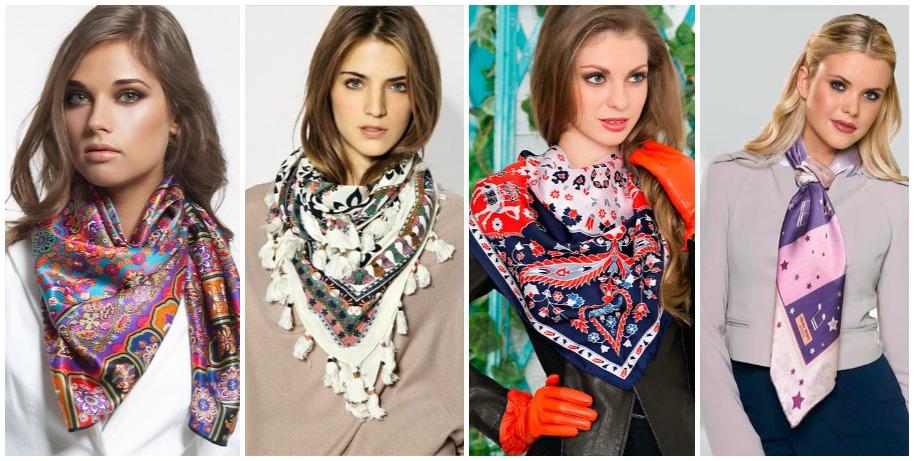 6f3eec6b63f5 Трендовые осенние платки — Интернет-магазин Розария